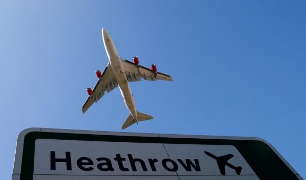 sân bay Heathrow