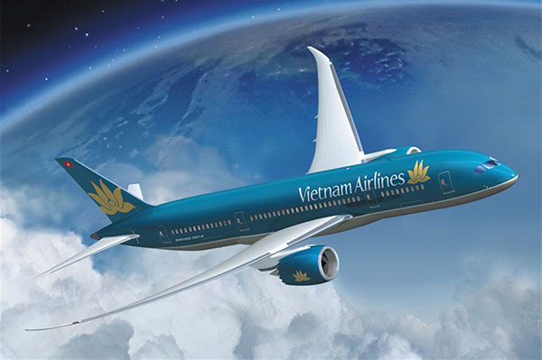 Check in online Vietnam Airline