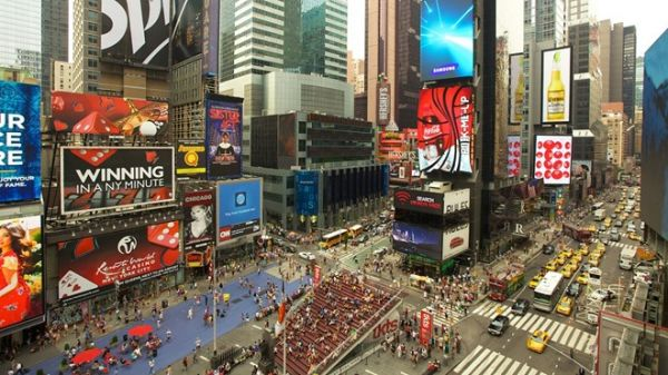 Times Square, New York, Mỹ