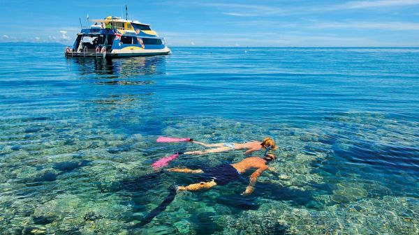 Rặng Great Barrier Reef Queensland