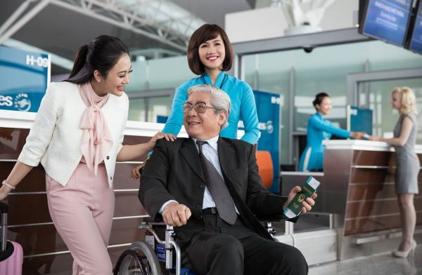 dịch vụ 4 sao của Vietnam Airlines