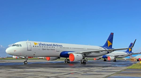 Airbus A321 Vietravel Airlines